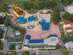 aquapark Koupelky